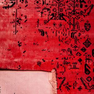 فرش باستان کد 1014 | فرش اکسیر