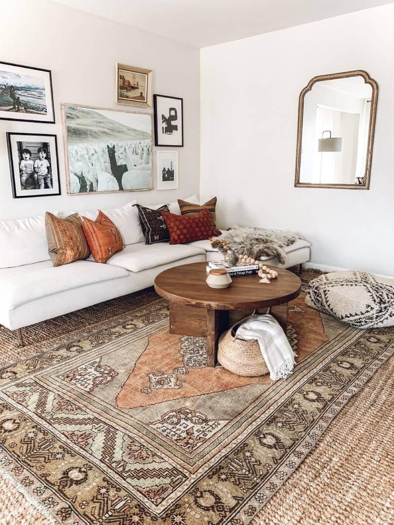 ویژگی های فرش وینتیج یا پتینه | فرش اکسیر