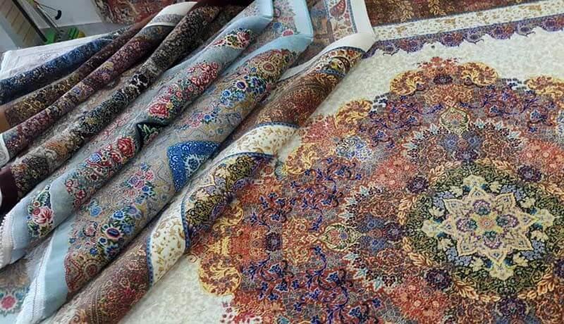 فرش ماشینی | فرش اکسیر