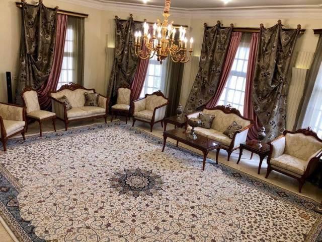فرش ماشینی چیست | فرش اکسیر