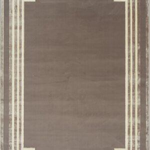 فرش شمسه رنگ گردویی کد 3027 | شرکت فرش اکسیر