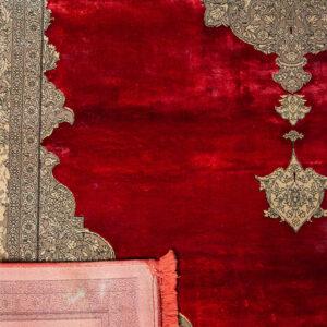 فرش باستان کد 1027 | فرش اکسیر