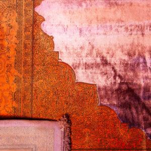 فرش باستان کد 1032 | فرش اکسیر