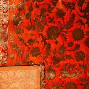 فرش باستان کد 1035 | فرش اکسیر