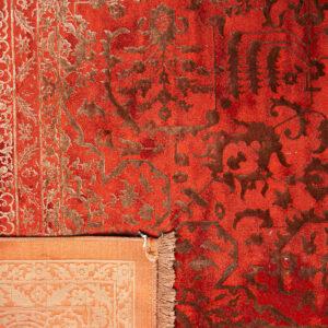 فرش باستان کد 1038 | فرش اکسیر