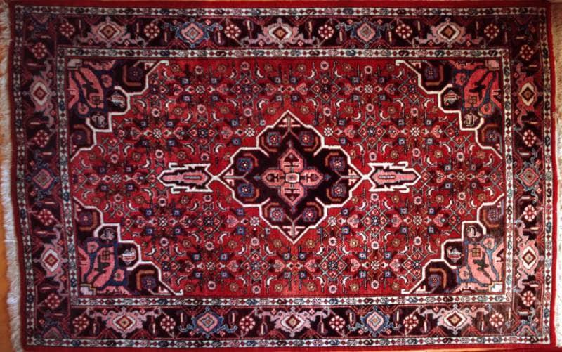 ویژگی های فرش کردستان   شرکت فرش اکسیر