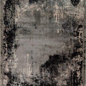 فرش مدرن رنگ خاکستری - کد 2023 | فرش اکسیر