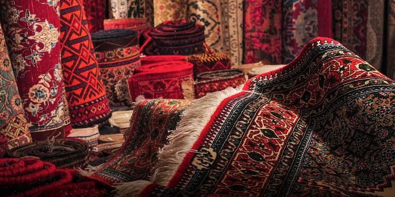 انواع مختلف فرش دستباف | فرش اکسیر