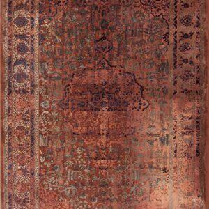 فرش باستان کد 1016 | فرش اکسیر