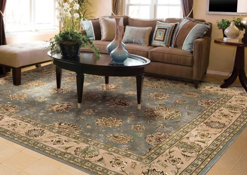 اهمیت نگهداری مناسب در طول عمر فرش ماشینی   فرش اکسیر