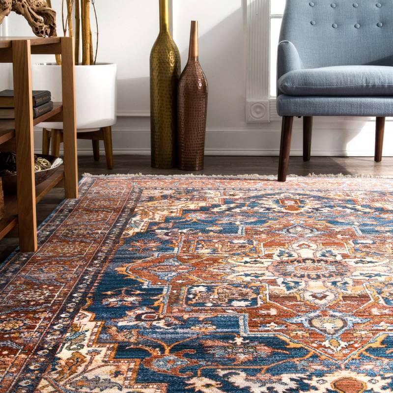 مشخصات فرش دستباف مرغوب | فرش اکسیر