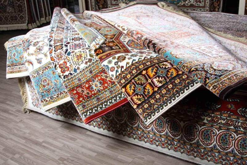 انواع تراکم فرش | شرکت فرش اکسر