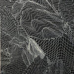 فرش مدرن رنگ طوسی - کد 2031 | شرکت فرش اکسیر