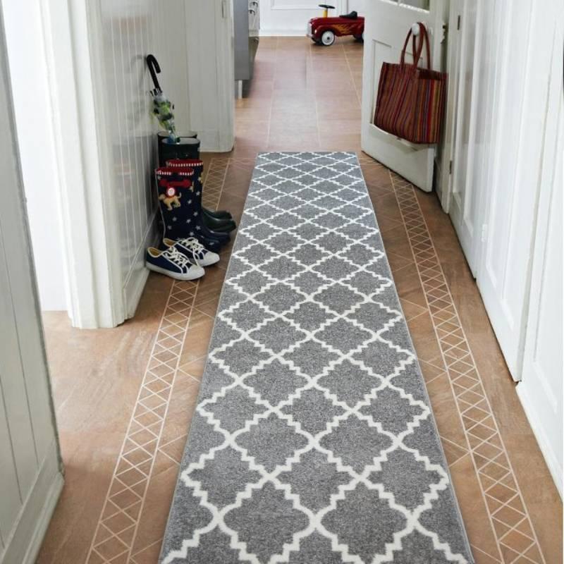 فرش کناره در راهرو ها   شرکت فرش اکسیر