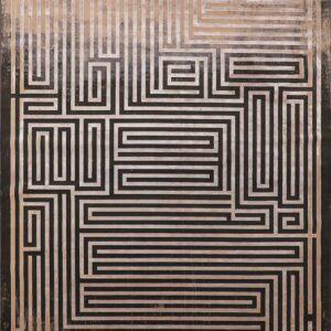 فرش گلدن ادیشن کد 5010 | شرکت فرش اکسیر