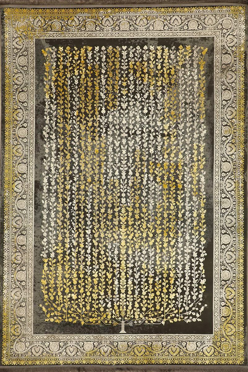فرش گلدن ادیشن کد 5011   شرکت فرش اکسیر