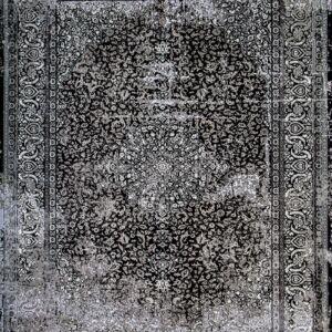 فرش مدرن رنگ طوسی، کد 2041 | شرکت فرش اکسیر