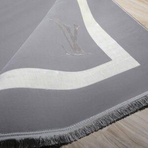 فرش مدرن رنگ طوسی - کد 2034 | شرکت فرش اکسیر