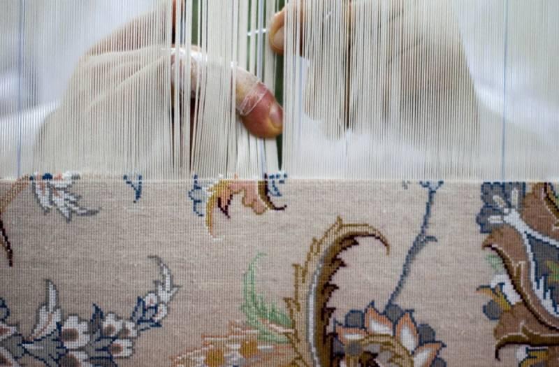 نخ چله پشم | شرکت فرش اکسیر