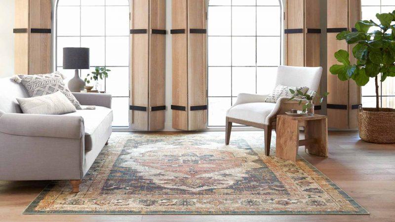 پنج نکته کاربردی عالی برای استفاده از فرش در دکوراسیون خانه | شرکت فرش اکسیر