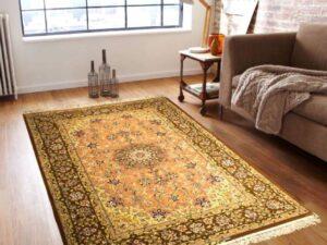 ریشه و الهامات نقش ترنج در فرش ایرانی   شرکت فرش اکسر