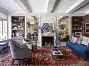 به چه نوع فرشی فرش کلاسیک گفته می شود؟   شرکت فرش اکسیر