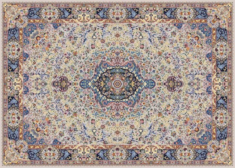 فرش شونهر 1200 شانه | شرکت فرش اکسیر