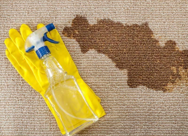 زردی فرش پس از شستشو | شرکت فرش اکسیر