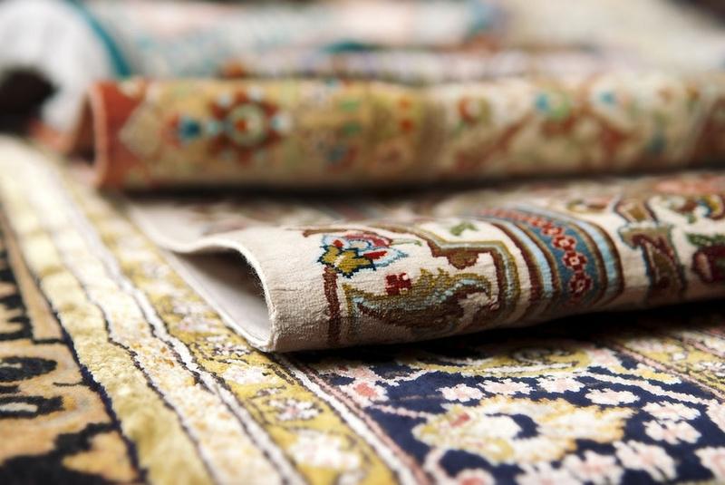 جنس نخ خاب فرش | شرکت فرش اکسیر