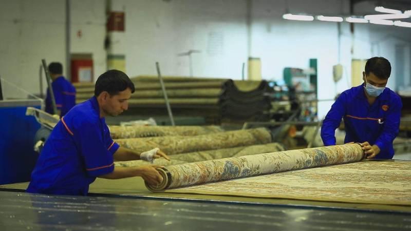 آهار فرش ماشینی چیست و چه کاربردی دارد؟ | شرکت فرش اکسیر