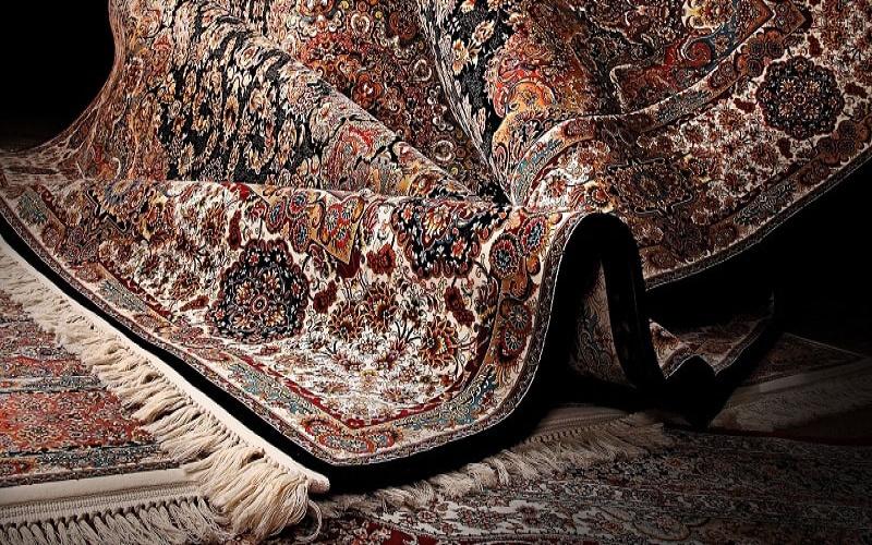 چگونگی آهار زنی فرش ماشینی | شرکت فرش اکسیر
