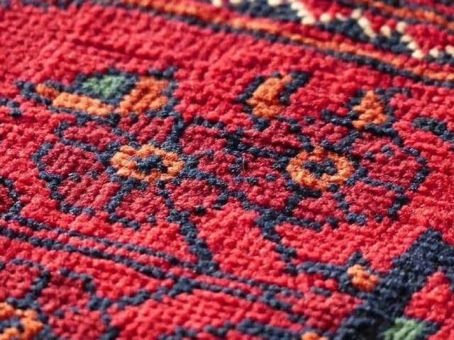 رجشمار فرش چیست و رجشماری به چه کاری گفته می شود؟ | شرکت فرش اکسیر
