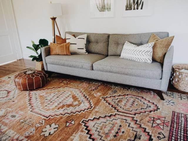 فرش وینتیج یا پتینه چیست | فرش اکسییر