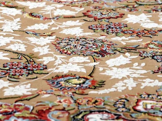 فرش گل برجسته به چه فرشی می گویند و چه ویژگی هایی دارد؟   شرکت فرش اکسیر